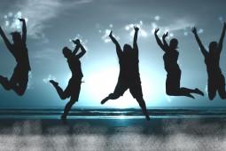 jump for joy GIMP