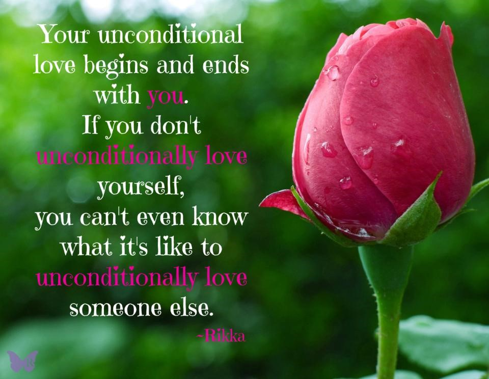 Rikka - unconditional love